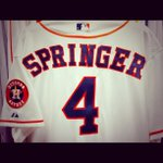 RT @astros: Springer Time is here! Come out to #MMP tonight for #SpringerDay! http://t.co/NFoHtn9JUg #Astros http://t.co/klSgUlbF7M