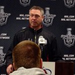 "RT @arranandersen: ""This is a great moment, this is a great time for us"", @Avalanche Patrick Roy is excited to drop the post season puck http://t.co/7jgoxi0KOS"