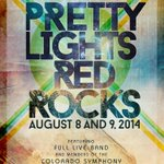 RT @PrettyLights: Pretty Lights at Red Rocks in CO on Aug. 8 & 9! Pre-sale starts Wed 4/23 at 10am MT at https://t.co/60sJsZxGBP. http://t.co/GpXXQpnWoM