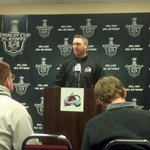 #Avs Patrick Roy said hes not nervous for tomorrow more anxious, when youre well prepared youre not nervous. http://t.co/asOzektnQ9
