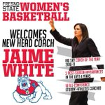 BREAKING NEWS - Fresno State has hired Jaime White as our new @FresnoStateWBB head coach! #GoDogs http://t.co/WmYBzGDkIl
