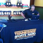RT @Newsphotog72: @JaysonSwain and @TNSportsRadio at @CasualPint_NSH on Thunderhead Rd. http://t.co/QEHAOAVlvd