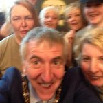 RT @newbelfast: Selfie with the Loaf crew who catered the Remembering Quilt unveiling. They are superstars. @forked_ http://t.co/XsSNrDnjwa