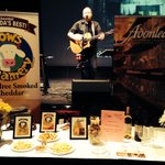 RT @PEISavour: @redmudmusic perfect location at @GCACCbuzz mixer wine, cheese and music! http://t.co/MPayDXlC5h