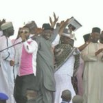 "RT @Kwankwaso2015: ""@alaminabdulrauf: Shameful: Jonathan dancing barely 24hrs after 71 9jans killed nd girls abducted 4rm their schools http://t.co/iu5BjsUgy9"""