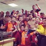Yes! finalist for the Turkish Kupasi, by a 2-5 win against Bursaspor. Proud of my team  @galatasaraySK #cimbom http://t.co/wqjmYuzdyj