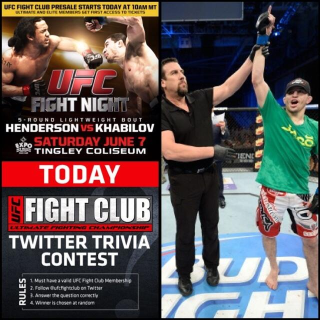 Q3, FC! How many first round finishes does @RustamTheTiger Khabilov have in his career? http://t.co/bAiUZCuTWl