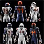 RT @SportsCenter: Syracuse reveals new football uniforms for the 2014 season. (via @Cuse) http://t.co/CUP9rnHB56