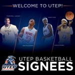Welcome Marqywell Jackson, Earvin Morris, Lew Stallworth & Terry Winn to the UTEP basketball program! #minerstrong http://t.co/NtWeMJY9Mc