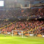 RT @SAFCofficial: PIC: Red and white army pack out the away end at the Etihad Stadium #hawaythelads http://t.co/OHkpxhSR9P
