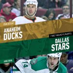 RT @NHLPA: Who will win Game 1 tonight? RT for @DallasStars / REPLY for @AnaheimDucks #StanleyCup http://t.co/8SMx9sgiFx