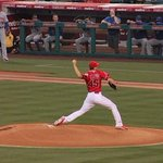 RT @ManiacBall: @TylerSkaggs37 gets the call for the @Angels tonight! ~Photo by @NakaiGreen http://t.co/RpoVnUhKt1