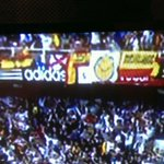 RT @leah6_: Just spotted @mucky_fats #LUFC flag at the Copa del Rey final. Leeds fans here, Leeds fans there etc. http://t.co/vOOVRvpcjq