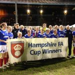 Well done @pompeyfcladies CUP WINNERS!!!!! http://t.co/8NRydvxSG6
