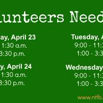 NTFB needs volunteers in our Distribution Center over the next few weeks! http://t.co/nnb6gYLvsO #Dallas http://t.co/RMY5I5uWvU