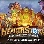 It's time to let your fingers do the dueling—@PlayHearthstone is now available on iPad! http://t.co/exqcHD5X82 http://t.co/ZCJ0L3uYE4