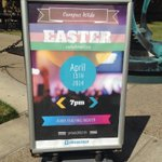 RT @CrosstalkTxSt: Tonights the night! Campus-wide #Easter celebration @ 7PM in Alkek! See ya there @txst http://t.co/9PQRqrlpEJ