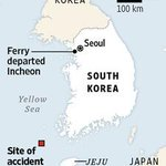 325 students from same school were on sunken South Korea ferry. Only 75 rescued. http://t.co/GvO2LhzT0W http://t.co/Pq2udjjVfo