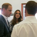 RT @9NewsAUS: Will and Kate talking to the @NSWRFS at #Winmalee Girl Guides Hall. #9News http://t.co/qjcfIq1Gzw