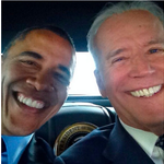Barack Obama and Joe Biden took a selfie. Yes, for real. http://t.co/sHFYW7WErW http://t.co/sopm7RucVC