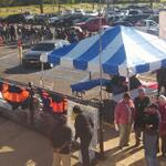 RT @AUGoldMine: Fans are lining up for Auburn-Alabama softball in Montgomery... http://t.co/1kpLEj2el8