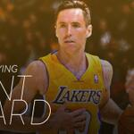 RT @Lakers: Steve Nash talked w/ @LakersReporter about the art of playing the point guard position: http://t.co/TGluF1FcoQ . http://t.co/Csq2f3CUaU