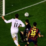 RT @MadridistaFacts: The moment Gareth Bale scored the most important goal of his career http://t.co/pPU9kZxdWN