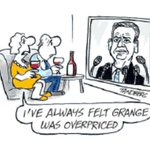 RT @StanSteam2: Ive always felt Grange was overpriced… Ron Tandberg cartoon via @theage #auspol #nswpol #BOF #ICAC http://t.co/yjASxjc0fP