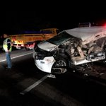 Twitter / @NST_Online: Condition of the vehicle t ...
