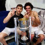 Twt Pepe: We are champions! The copa del rey is ours! Hala Madrid! http://t.co/Ur3WJb0GOR