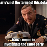 Liberal party supporters react to #ICAC causing the downfall of #BoF http://t.co/C26yPv45Bt