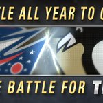 The Battle for The Cup Begins Now. #LetsGoPens -- http://t.co/a6xKERUXb1