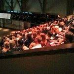 RT @Ptbo_Speakers: @TheMarketHall is packed! @michaelhurcomb is killing it! #firestarters http://t.co/voUKkKjjHn