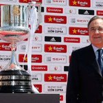 "RT @realmadriden: Florentino Pérez: ""It was a celebration of football"" http://t.co/TzKrlVfMJS #FinalCopa #halamadrid http://t.co/5lmRhp4ACv"