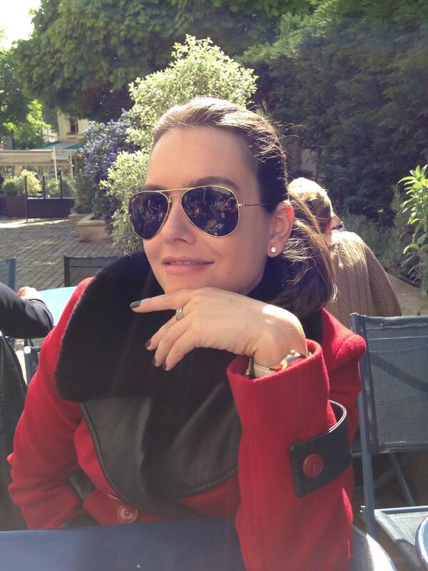 LUIZA ZANCHETTA (@LuizaZanchetta): Sabe aquele cansaço gostoso? Então... http://t.co/ppO8A0V9we