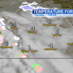 RT @CTVdavidspence: What to expect on your drive to work tomorrow morning. #yyc #Calgary http://t.co/zwW4w7GtBp