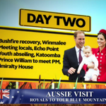 RT @TheTodayShow: What are Will, Kate and baby George up to today? #RoyalVisitAus #RoyalTourAus #Royals #Today9 http://t.co/pgICigpDrx