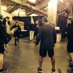 RT @DallasStars: Staying loose. http://t.co/ff2GO50XAC