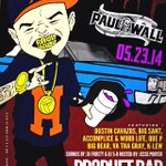 RT @VAthaGray: Opening up for Paul Wall courtesy of @topshelfshows . Get ur pre tickets here. #NILESUMMER http://t.co/Mt3NHYjiIh http://t.co/xXf3rGtZfk