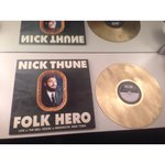 RT @nickthune: Pre-Order Folk Hero VINYL http://t.co/5MP4OQRhgI #folkhero #goldrecord #comedycentralrecords (design by @chrisklos) http://t.co/UoejlvILqy