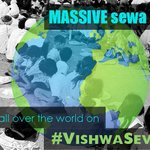 Social initiatives carried by various Asaram BapuJi Ashrams on d special occasion of #VishwaSevaDiwas http://t.co/vPr9hqHxW1