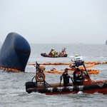 RT @ANCALERTS: PHOTO via Reuters: 9 dead, 287 missing, 179 rescued so far in South Korea ferry sinking http://t.co/IrvBwVoq0s