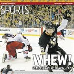 RT @TribSports: Heres a sneak peek at Thursdays cover featuring the #Pens Brandon Sutter: http://t.co/CGDJrSL0Uy