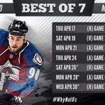 RT @Avalanche: Whos ready to get this thing started? #WhyNotUs http://t.co/4QWV6PRs4E