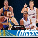 """@LAClippers: Well see you in the first round, @warriors. PIC: http://t.co/e0d4QohJcH"""