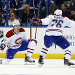 Montreal wins in overtime vs Tampa Bay 5-4 http://t.co/JwSjq0Bvrc