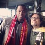 RT @atlNerdyBird: Kordell Stewart and I at the Atlanta MLS celebration. What a special day for ATL! #AtlantaMLS #929TheGame #ATL http://t.co/iArA0vMGCw