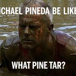 RT @espnW: Michael Pineda's thoughts on the #pinetar incident. http://t.co/ol9E16IN4A