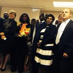 RT @PublicProtector: Staff congratulating Adv Thuli Madonsela for making TIME Annual List of the 100 most influential people in the world. http://t.co/GT9yy5Tr39