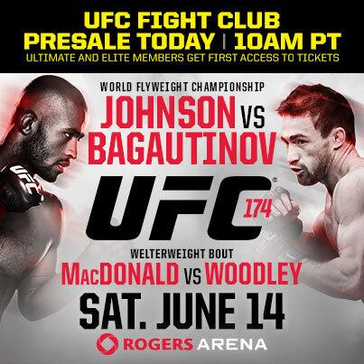 The FC presale for #UFC174 starts in 1 hr! Want 1st access to tix? Sign up or UPGRADE at http://t.co/UtG1IGhyVH http://t.co/Yxi0z82vWT